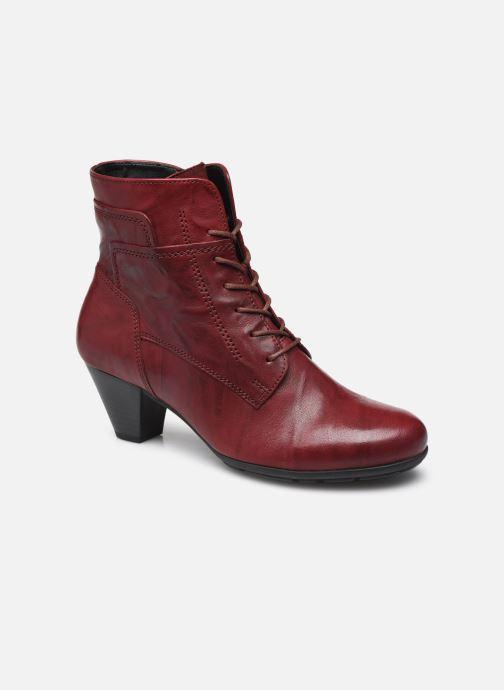 Stiefeletten & Boots Gabor Noémie rot detaillierte ansicht/modell