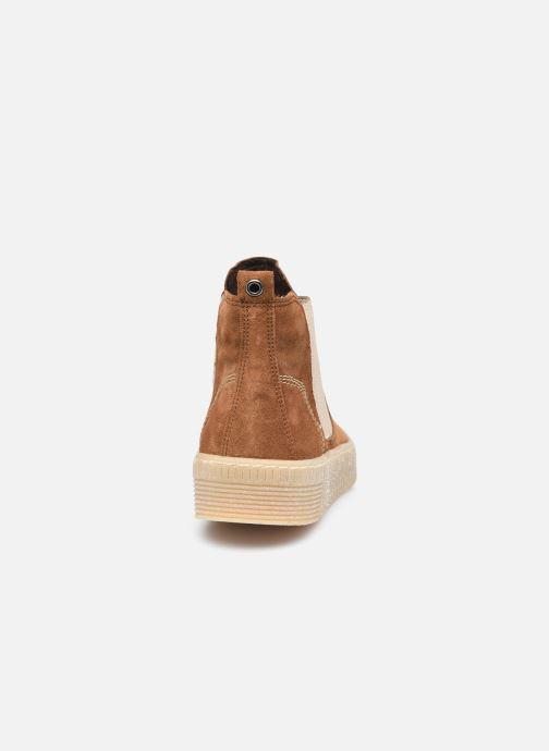 Bottines et boots Gabor Maya Marron vue droite