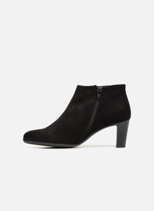 Bottines et boots Gabor Mia Noir vue face