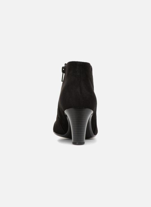 Bottines et boots Gabor Mia Noir vue droite