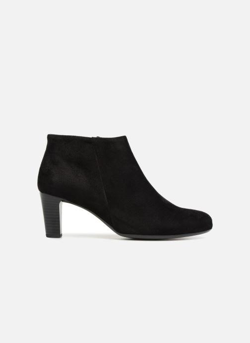 Bottines et boots Gabor Mia Noir vue derrière