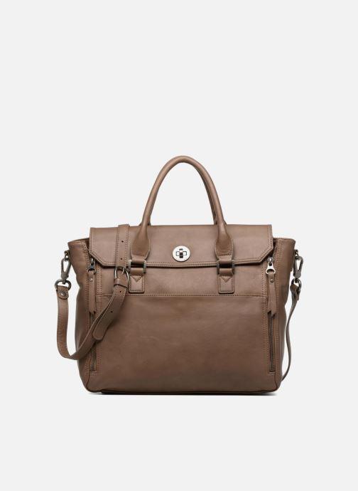 Handbags Sabrina Charlotte Brown detailed view/ Pair view