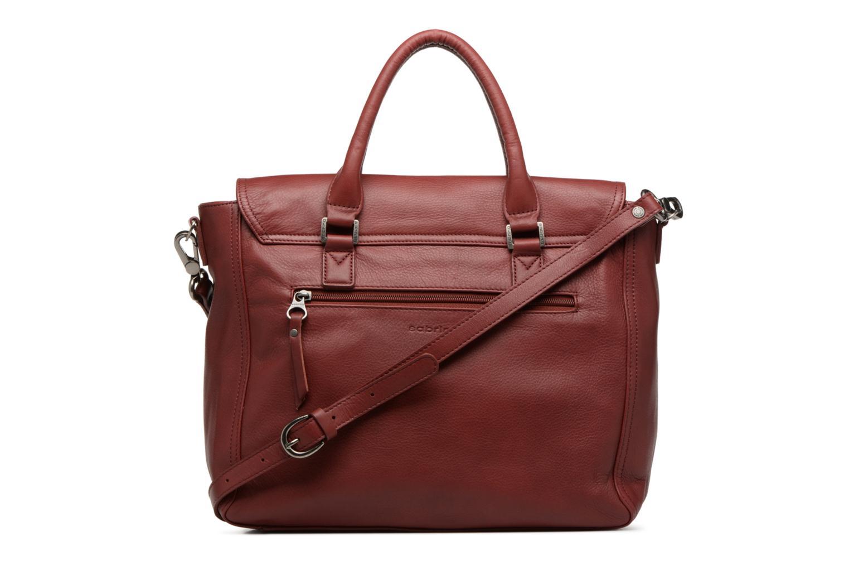 Handtassen Sabrina Charlotte Bordeaux voorkant