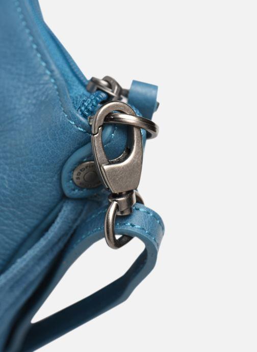 Bolsos de mano Sabrina Vanessa Azul vista lateral izquierda