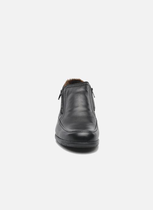 Ankelstøvler Fluchos Luca 87830 Sort se skoene på