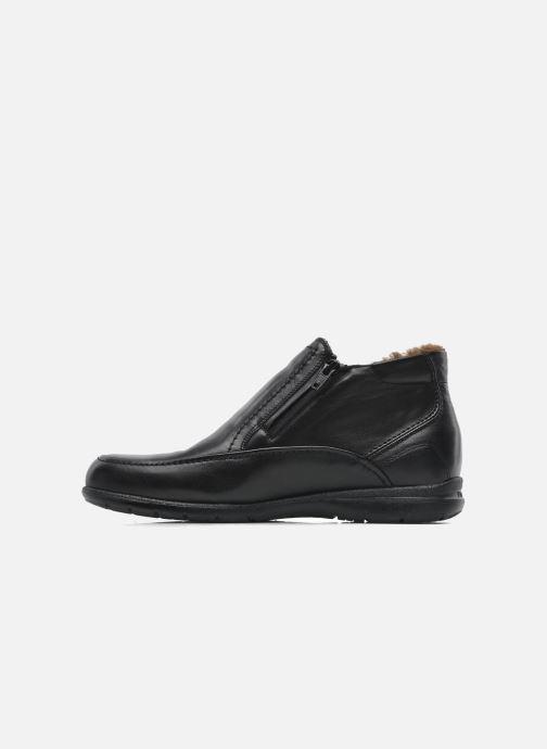 Stiefeletten & Boots Fluchos Luca 87830 schwarz ansicht von vorne