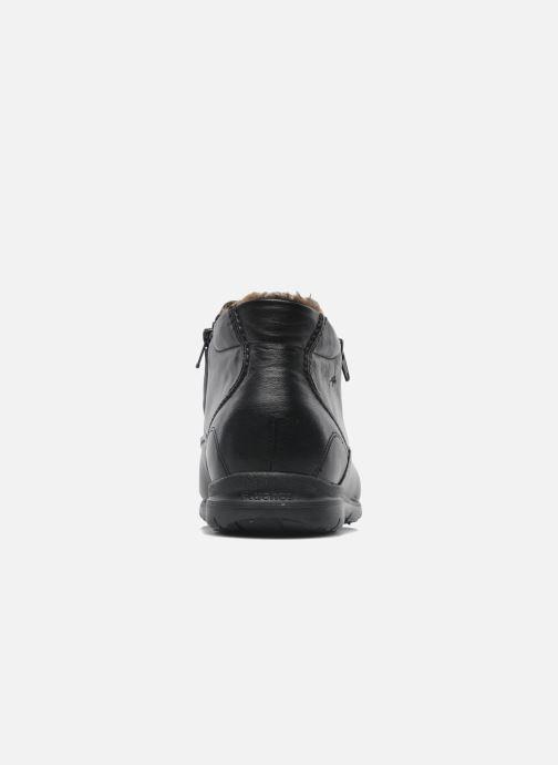 Stiefeletten & Boots Fluchos Luca 87830 schwarz ansicht von rechts