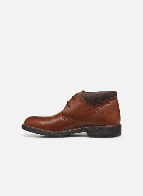Chaussures à lacets Fluchos Anibal 7761 Marron vue face