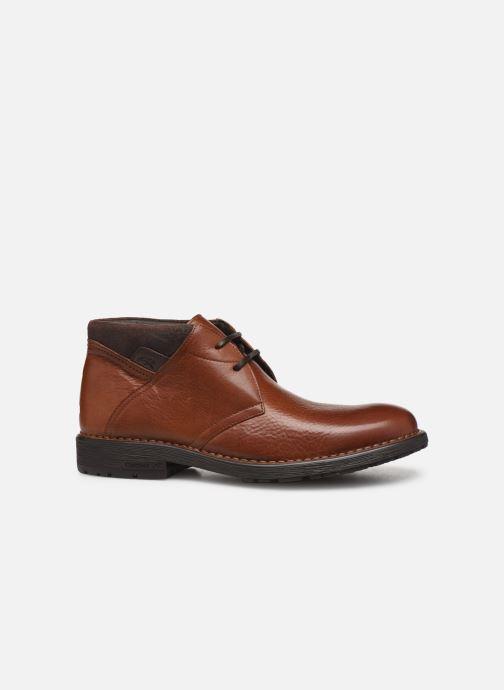 Chaussures à lacets Fluchos Anibal 7761 Marron vue derrière