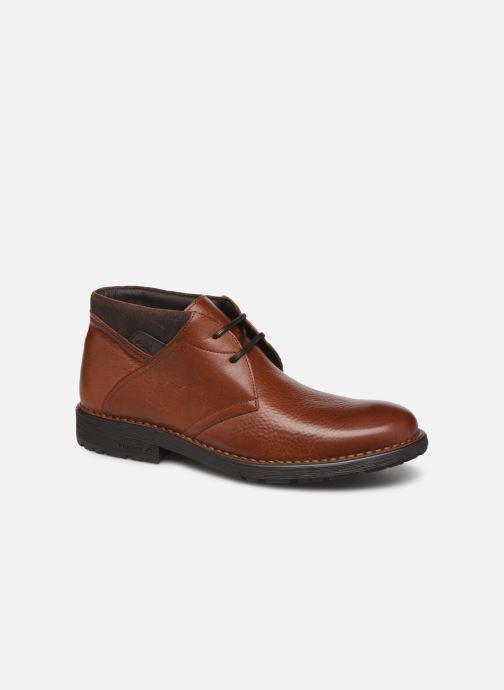 Chaussures à lacets Fluchos Anibal 7761 Marron vue détail/paire