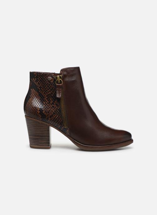 Bottines et boots Tamaris Troxli Marron vue derrière