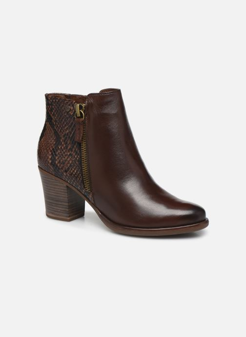 Bottines et boots Tamaris Troxli Marron vue détail/paire