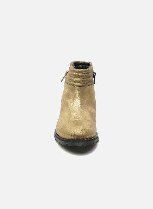 Ankelstøvler Schmoove Woman Faith Perfecto Guld og bronze se skoene på