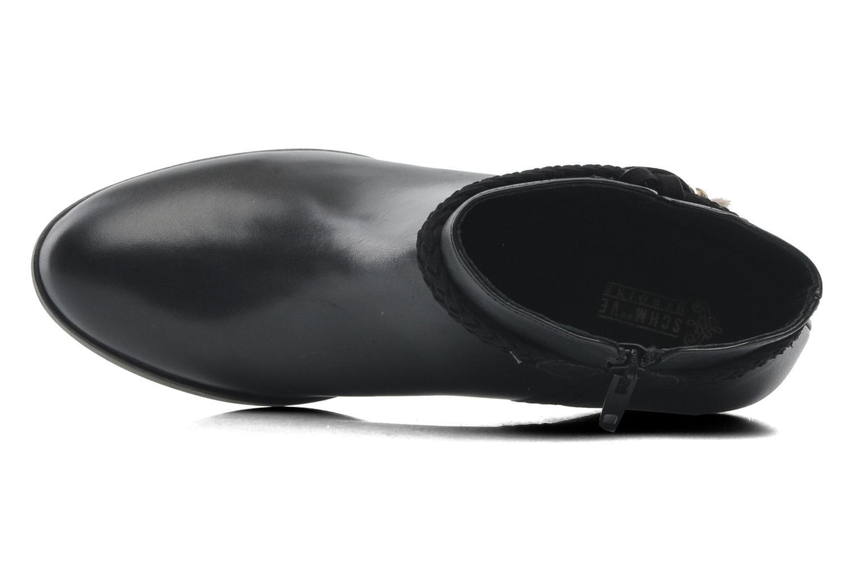 Bottines et boots Schmoove Woman Secret Boots Noir vue gauche