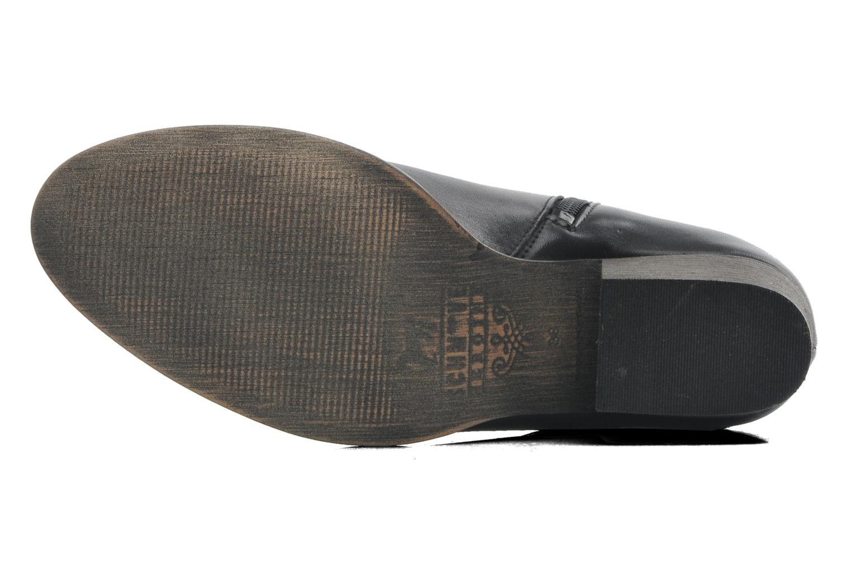 Bottines et boots Schmoove Woman Secret Boots Noir vue haut