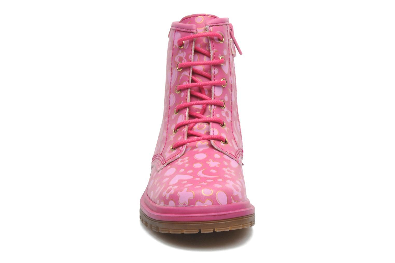 Bottines et boots Agatha Ruiz de la Prada Marianela Rose vue portées chaussures