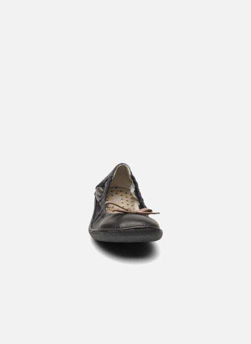 Ballerinaer TBS Macash Sort se skoene på
