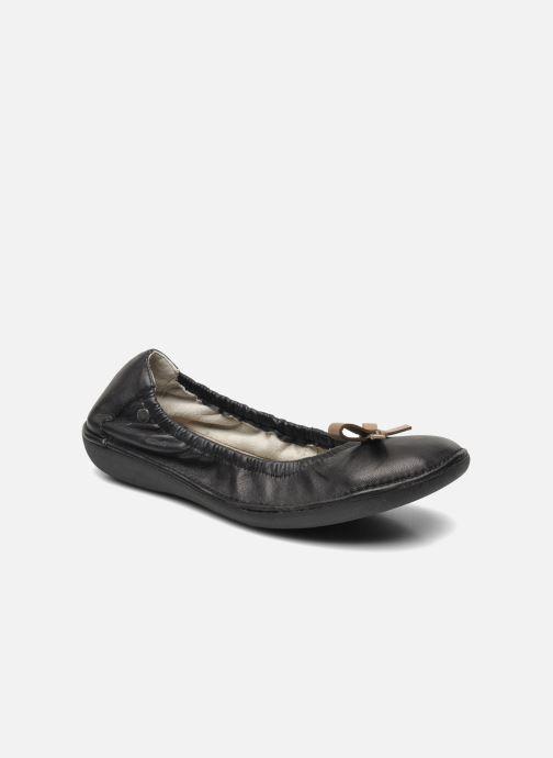 Ballerinaer TBS Macash Sort detaljeret billede af skoene