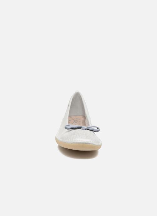 Ballerines TBS Macash Or et bronze vue portées chaussures