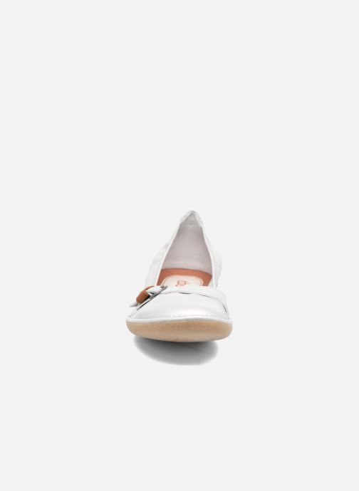 Ballerinaer TBS Maline Hvid se skoene på