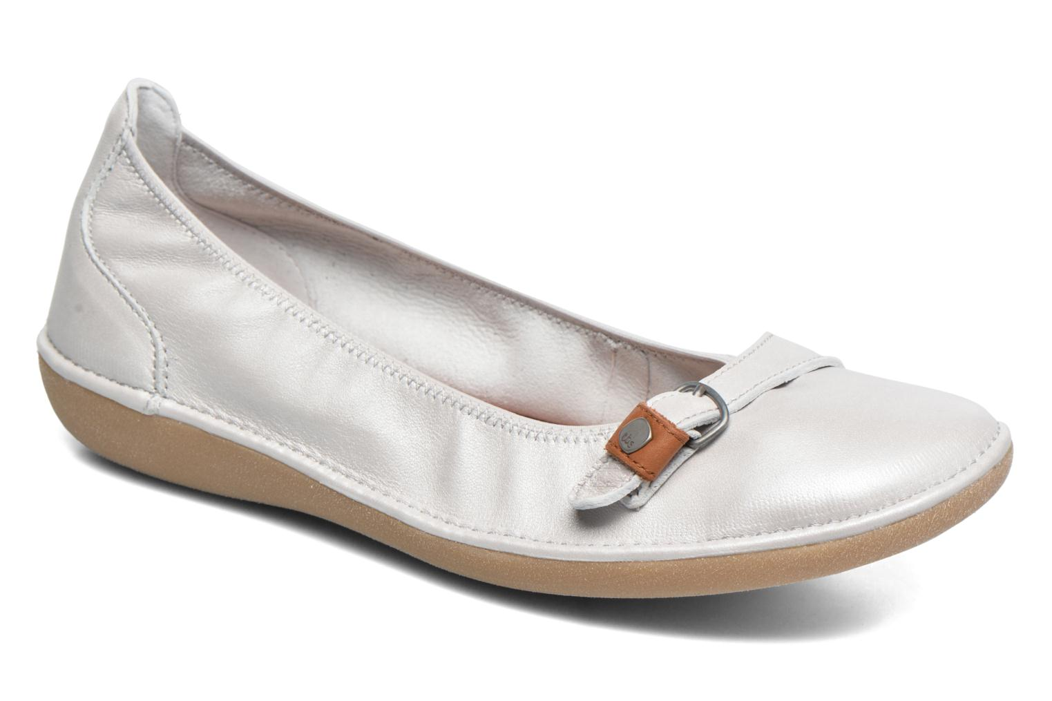 Ballet pumps TBS Maline White detailed view/ Pair view