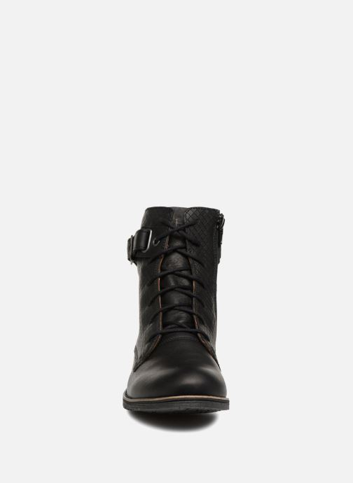 Ankle boots TBS Mazzly Black model view