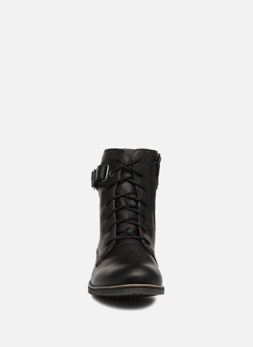 Bottines et boots TBS Mazzly Noir vue portées chaussures