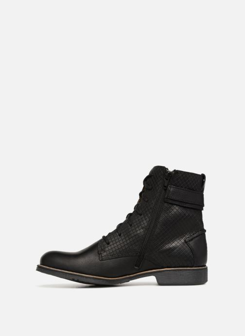 Ankle boots TBS Mazzly Black front view