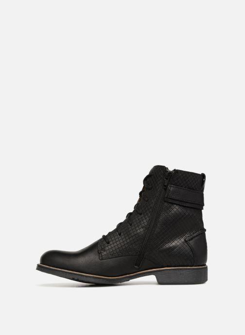 Bottines et boots TBS Mazzly Noir vue face