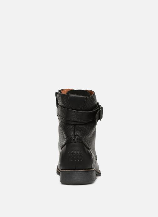 Ankle boots TBS Mazzly Black view from the right