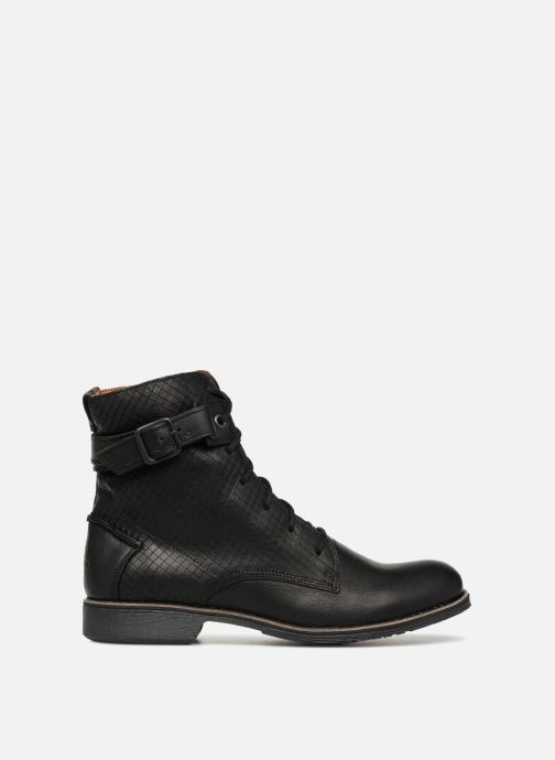 Ankle boots TBS Mazzly Black back view