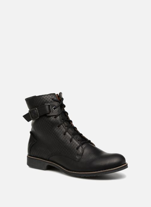 Ankle boots TBS Mazzly Black detailed view/ Pair view