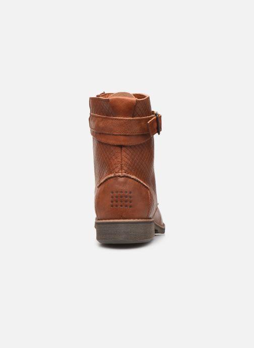 Stiefeletten & Boots TBS Mazzly braun ansicht von rechts
