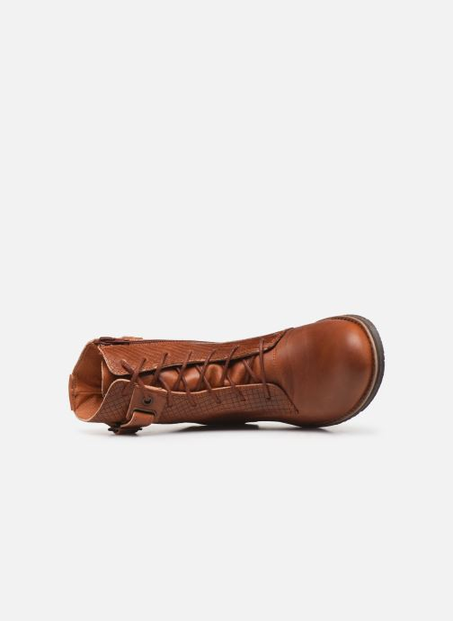Stiefeletten & Boots TBS Mazzly braun ansicht von links