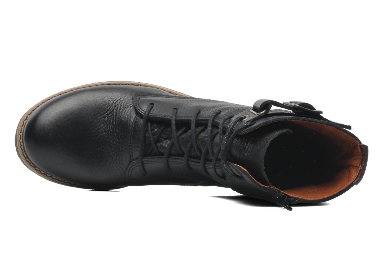 Bottines et boots TBS Mazzly Noir vue gauche