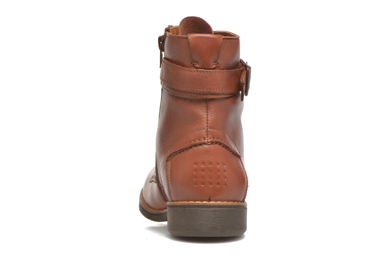 Bottines et boots TBS Mazzly Marron vue droite