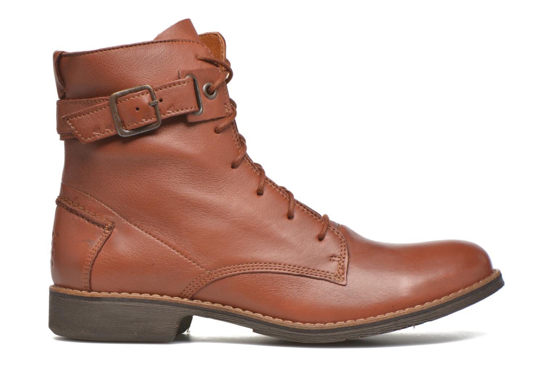 Bottines et boots TBS Mazzly Marron vue derrière
