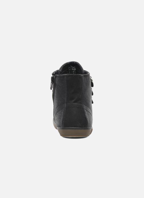 Sneakers TBS Aurane Grigio immagine destra