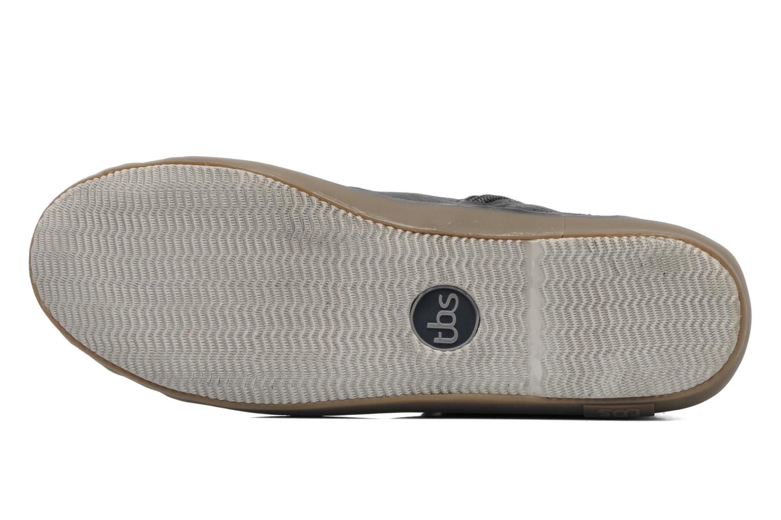 Trainers TBS Aurane Grey view from above