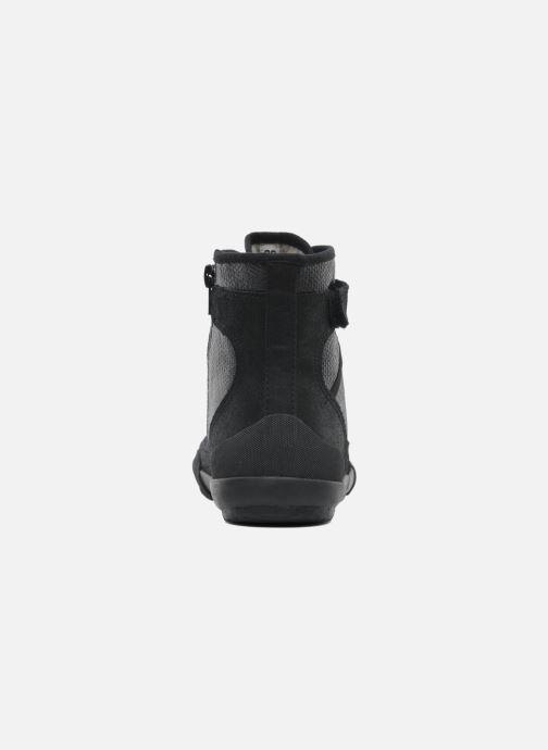 Sneaker TBS Onelia schwarz ansicht von rechts