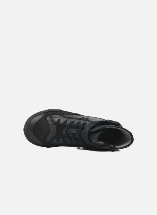 Sneaker TBS Onelia schwarz ansicht von links