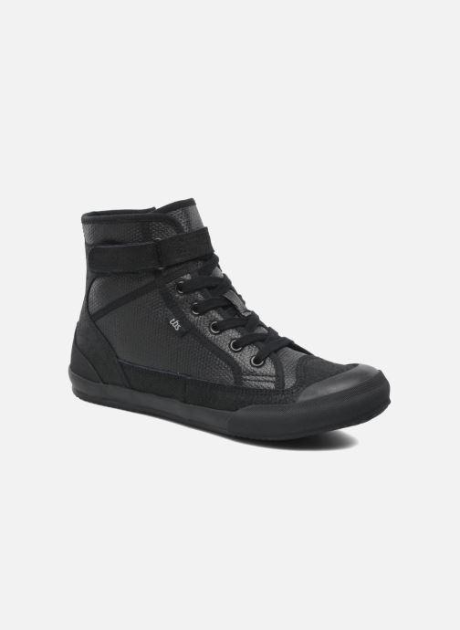 Sneaker TBS Onelia schwarz detaillierte ansicht/modell