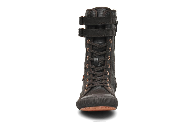 Bottines et boots TBS Odreyh Marron vue portées chaussures