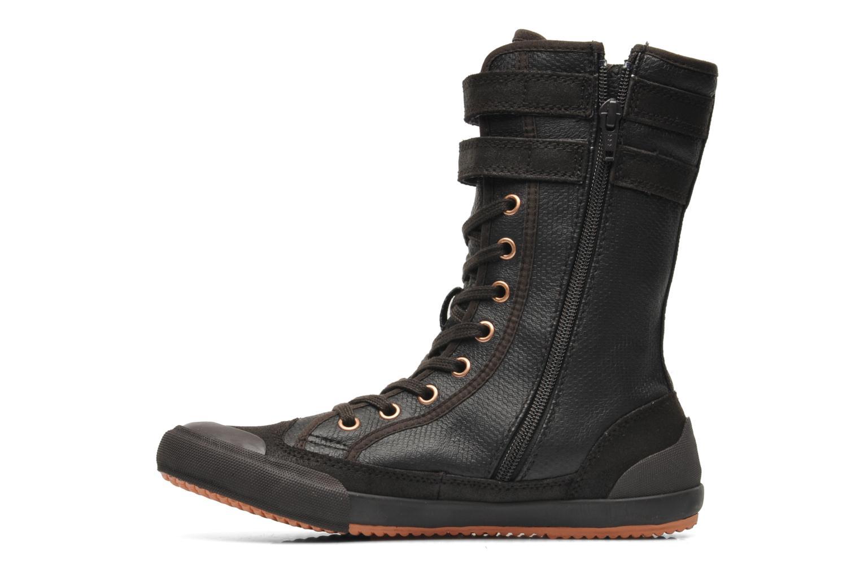 Bottines et boots TBS Odreyh Marron vue face
