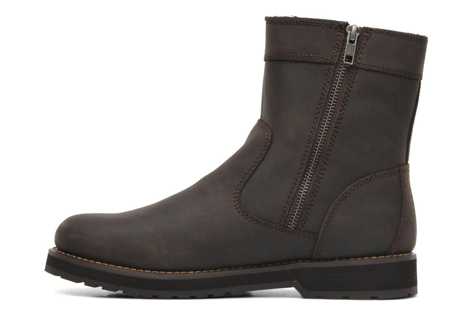 Boots & wellies TBS Quamer Brown front view