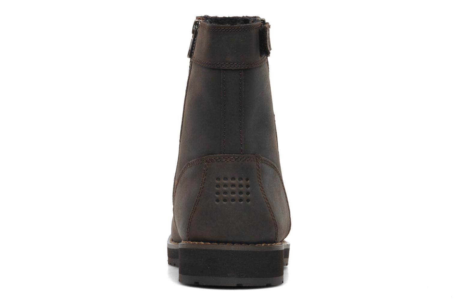 Boots & wellies TBS Quamer Brown view from the right