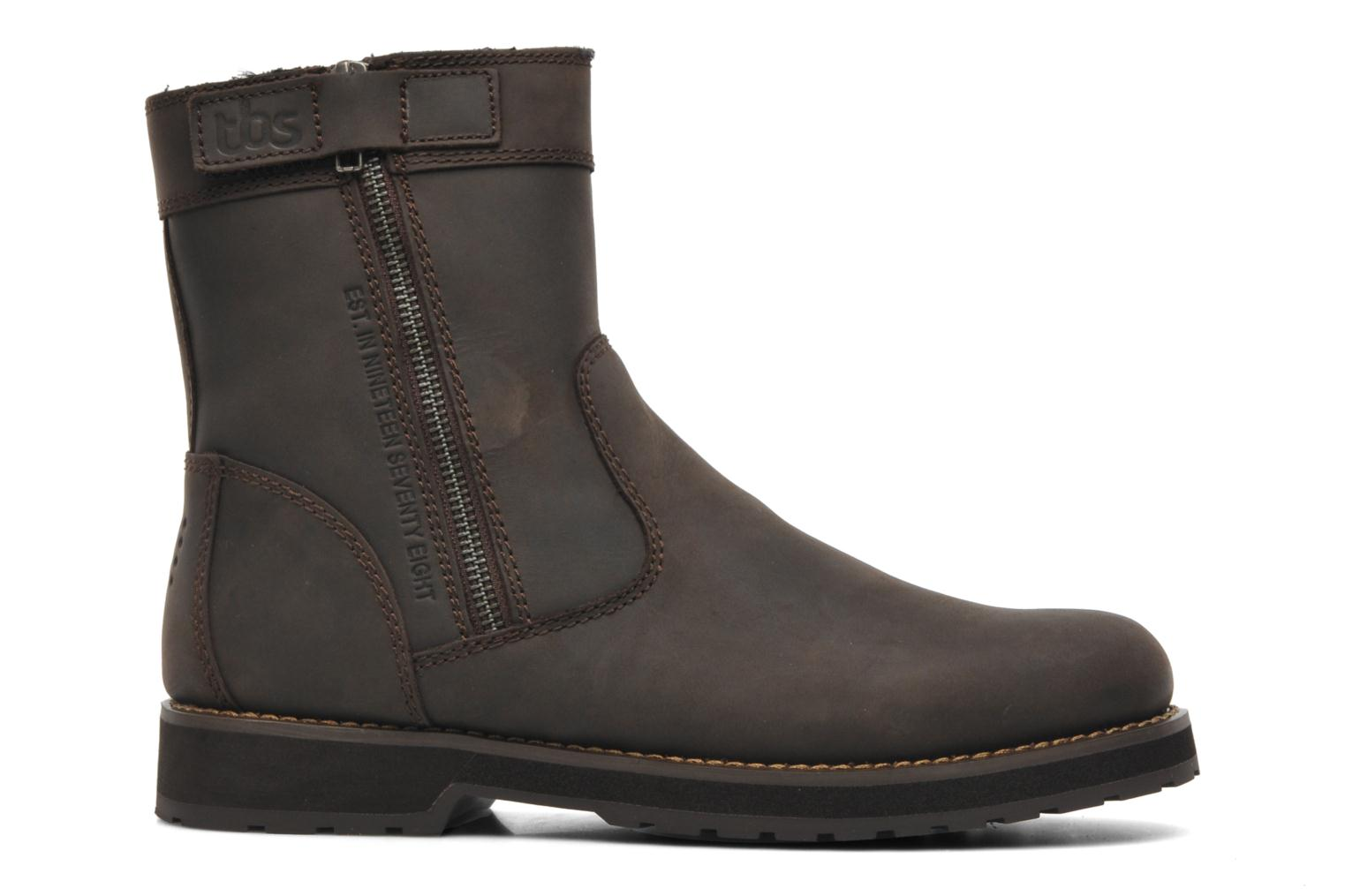 Boots & wellies TBS Quamer Brown back view