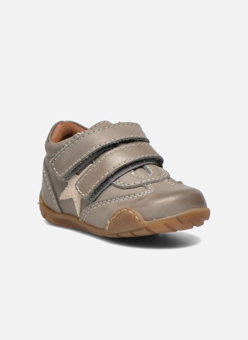 save up to 80% so cheap huge selection of Bisgaard Babylon (Gris) - Chaussures à scratch chez Sarenza ...