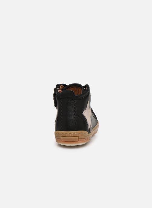 Sneakers Bisgaard Geo Nero immagine destra
