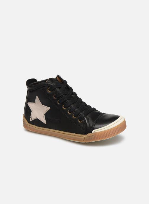 Sneaker Bisgaard Geo schwarz detaillierte ansicht/modell